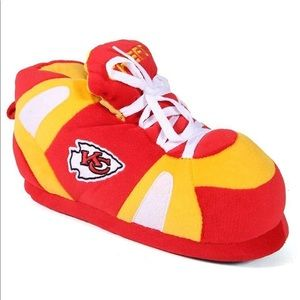 Shoes - Kansas City Chiefs Slippers
